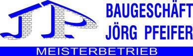 Baugeschäft Jörg Pfeifer - Maurer-Handwerksbetrieb Leipzig